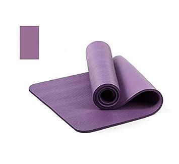 xiaojing Calidad 10 Mm Nbr Estera De Yoga con Cuerda De ...