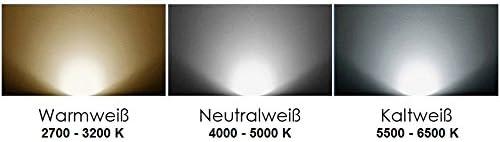 10 x dimmbare 6 Watt FADEN/FILAMENT LED Lampe Birne E14, wie traditionelle Glühbirne in Klarglas, Retrofit, Lichtfarbe Warmweiss ca. 2700 Kelvin, 660 Lumen wie 60 Watt Glühlampe
