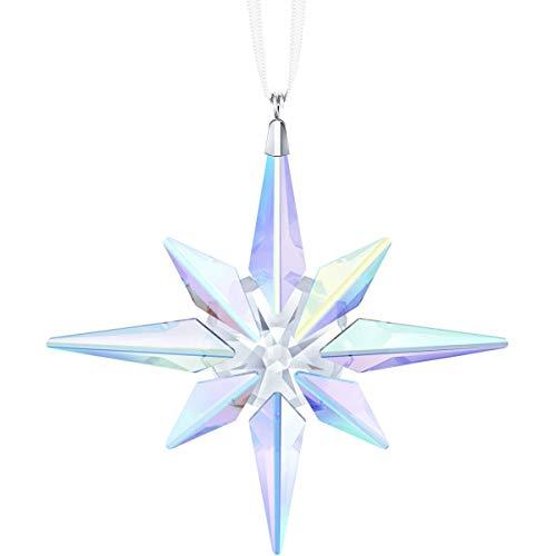 Swarovski Northern Lights Star Ornament, Crystal Aurora Borealis 5403200 (Diamond Star Corp)