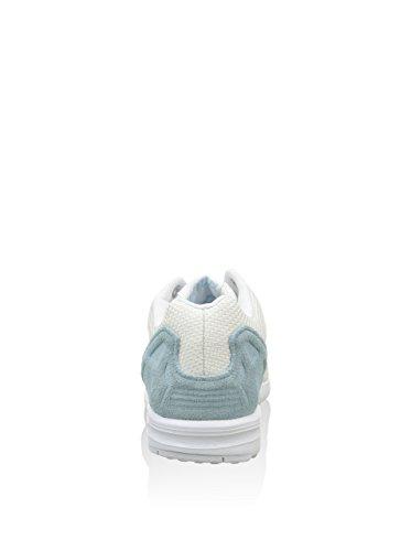 Adidas Blanco Mujer Celeste Para Flux Azul Zapatillas Originals Zx 7wWqAHfP7