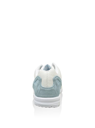 Bianco Da Zx Flux Donna Weave celeste Sneakers Adidas zYIwR