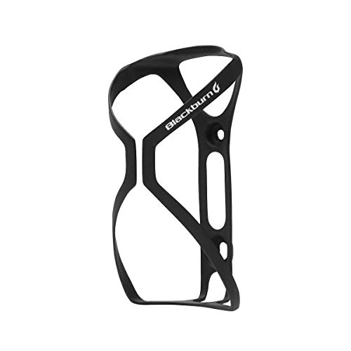 Blackburn Cinch Carbon Fiber Bottle Cage - Gloss Black