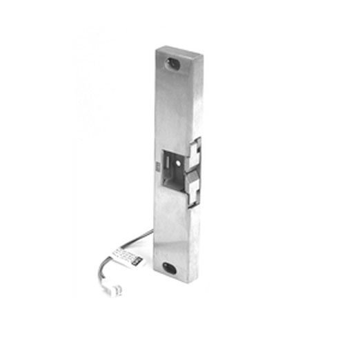 Hanchett 9600-630 Hes 9600 Series Genesis Surface-mounted Electric Strike For Rim Exit Devices, Satin Stainless Steel by HANCHETT ENTRY SYSTEMS