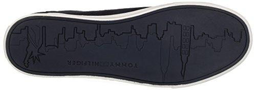 Tommy Hilfiger J2285ay 7b, Zapatillas para Hombre Azul (Midnight 403)