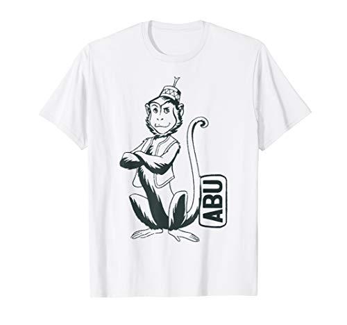 Disney Aladdin Live Action Abu Smirking Pose Portrait T-Shirt ()