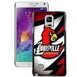 High Quality Samsung Galaxy Note 4 Case ,Louisville Cardinals 01 Samsung Note 4 Cover Unique And Fashion Designed Phone Case
