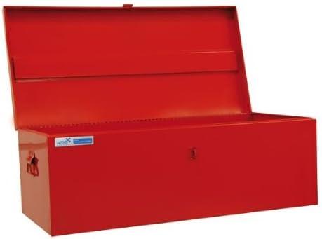 Werkzeugbox Aluminium 760x320x245mm Transportkiste Werkzeugkasten Werkzeugkiste