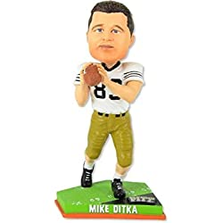 Mike Ditka Pittsburgh Panthers College NFL Bobble Head by Forever Collectibles