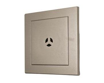 Mid-America Vinyl Fiber Cement Square Mounting Blocks Carton of 10 097 Clay