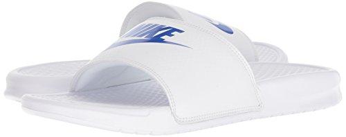 Royal white Nike white Jdi Scarpe Benassi Uomo Varsity Fitness Da Multicolore 4Aw6qa4x