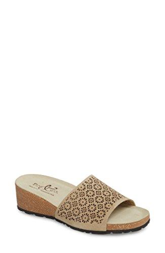 ボスアンドコー レディース サンダル Bos. & Co. Loa Wedge Slide Sandal (Women [並行輸入品]