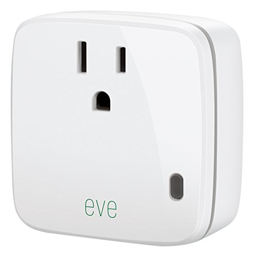 Elgato Eve Energy 1st Generation - Switch Power Meter with Apple HomeKit technology Bluetooth Low Energy