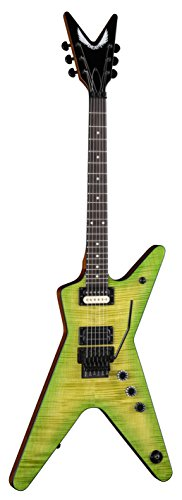 Dean DB DS Dime bag Dime Slime Solid-Body Electric Guitar, M