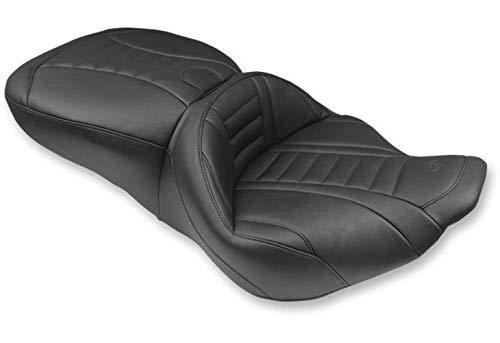 Mustang Motorcycle Seats Super Deluxe Touring Seat ()