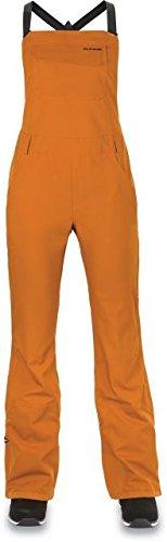 Dakine Women's Mackenzie Bib Pants, Ginger, XS