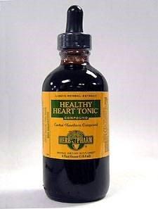 Herb Pharm - Healthy Heart Tonic Compound 4 Oz Heart Tonic