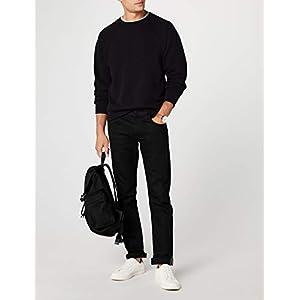 Geeney Mens Raglan Classic Sweater
