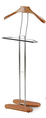 Cherry Valet Stand (Valet Stand Color: Cherry)
