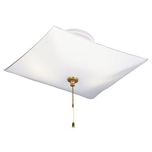 (Westinghouse Lighting Corp 2-Light Ceiling Fixture)