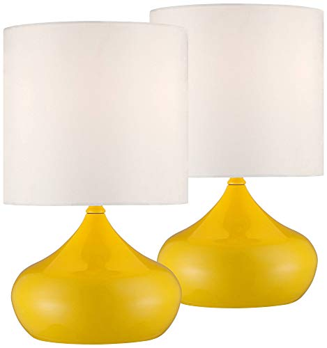 - Mid Century Modern Accent Lamps 14 3/4