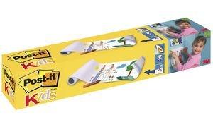 Post It Post It Rouleau De Papier Dessin Coloriage Kids Blanc