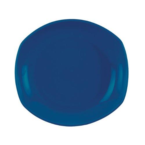 DANSK Classic Fjord Salad Plate, Nordic Blue