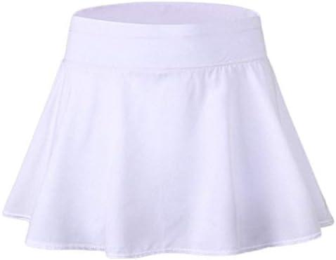 Guiran Falda Deportivas De Tenis para Mujer Minifalda con Interior ...