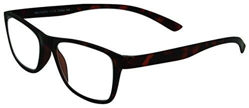Naples, Durable Lightweight Reading Glasses with Super Comfortable Flexible Eyeglass - Eyeglasses Super Lightweight