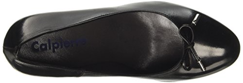 Calpierre Dc126-5076 - Zapatos de vestir de Piel para mujer negro