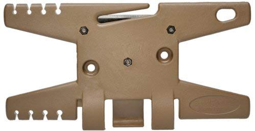 (Spool Tool Paracord Management Device (Coyote Tan))