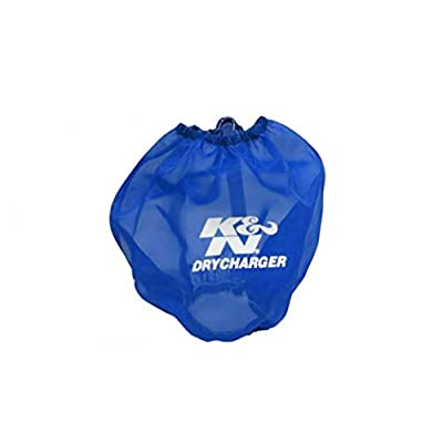 K&N RF-1042DL Blue Drycharger Filter Wrap - For Your K&N RF-1042 Filter: Automotive