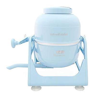 The Laundry Alternative Wonderwash Retro Colors Non-electric Portable Compact Mini Washing Machine