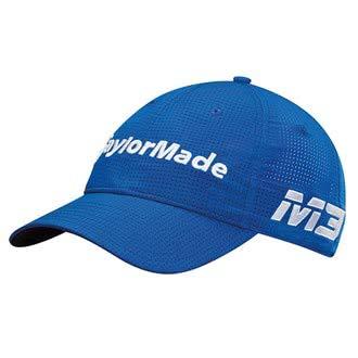 (TaylorMade Golf 2018 Mens LiteTech Tour Adjustable Golf Cap Royal)