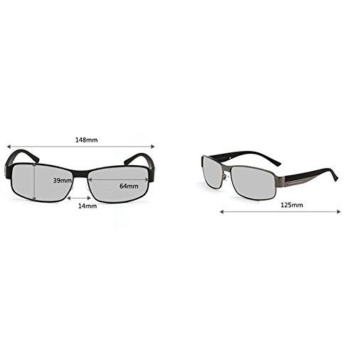 Driver Style Mirror Sol DT Driving Polarizing Sunglasses de New Gafas qaagPH7z