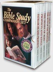 The Bible Study Companion Set: Making the Bible Come Alive (Genesis De Ellen)