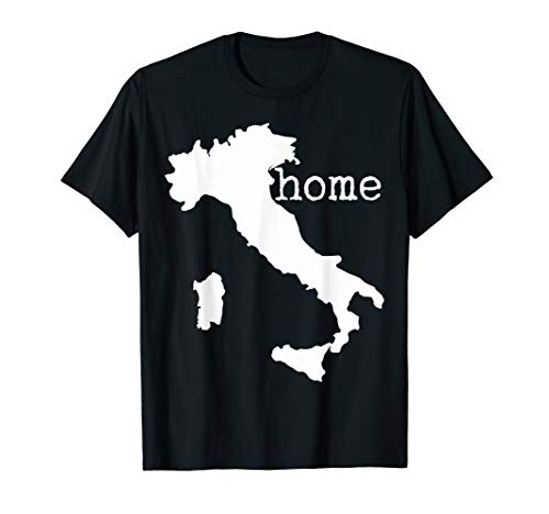 Italy Flag Map Home T Shirt Italian Home Country Pride (Of Perugia Map)
