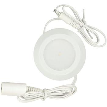 Utilitech pro plug in cabinet led puck light kit amazon utilitech pro plug in cabinet led puck light kit mozeypictures Choice Image