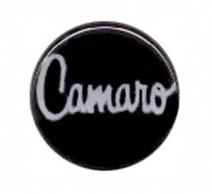 Grant Products 5661 Camaro Logo Button