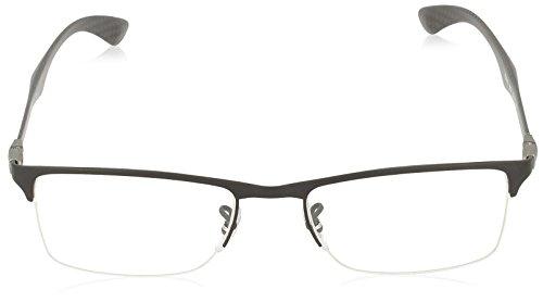 28c66cc6d3 Ray-Ban Men s RX8413 Eyeglasses Matte Black 52mm - Buy Online in UAE ...