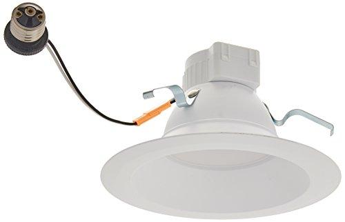 General Electric 68580 12W Wht RS6 Rev Bulb Shape HD Reveal+ LED Light Reflector Kit -