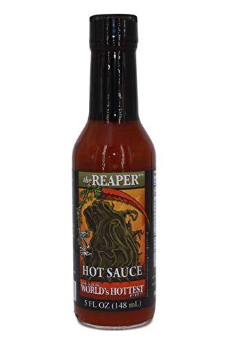 Smokin Ed's The Reaper Hot Sauce