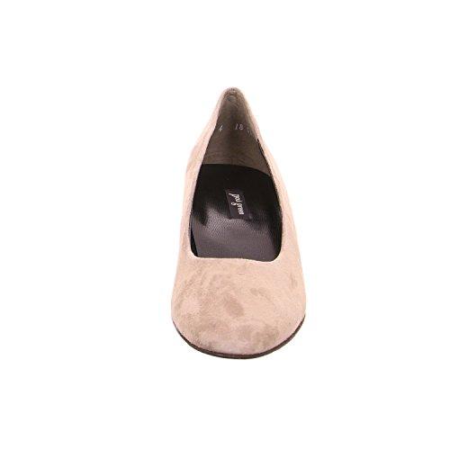Paul Green Women's 3449018 Court Shoes Grey 6LuTLNFs