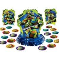 Teenage Mutant Ninja Turtles Table Decorations, Party Supplies (Teenage Halloween Costumes Ideas)