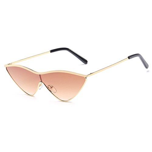 Mujer de UV Gafas Unisex gafas Protectoras Hombre sol Deportivas Las sol Triangular C2 Conducci¨®n Eyewear Ciclismo de Protecci¨®n Gafas de Pesca Gafas Moda OSOqIdw