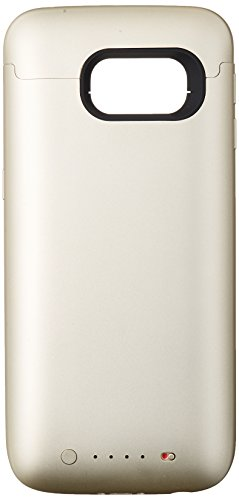Price comparison product image mophie juice pack for Samsung Galaxy S6 Edge Only (3,300mAh) - Gold