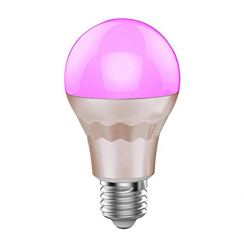 WiFi Smart Light Bulbs Remote Control Lights Multicolored Color Changing Lights for Bar Home – 7.5 Watts LED Smart Bulbs
