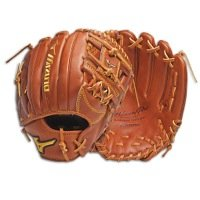 Mizuno GMP500 Pro Limited Edition Baseball Fielder's Mitt (Chestnut, 11.75-Inch, Right Handed Throw)