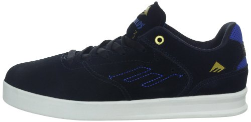 Chaussures Reynolds Bleu 640 Pour Homme Skateboard De The Vulc Low Emerica blue IR7Ox7