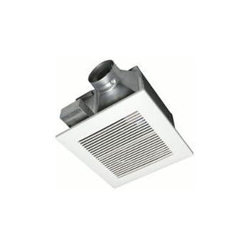 Bathroom Fan, 150 CFM, 0.24A