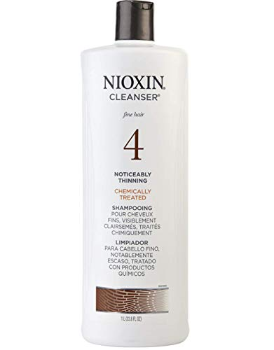 System 4 Cleanser Shampoo 33.8 oz Liter (Therapy 4 Cleanser Scalp)